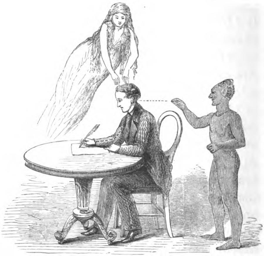 Это изображение имеет пустой атрибут alt; его имя файла - automatic-writing-influenced-by-angels-and-demons.jpg